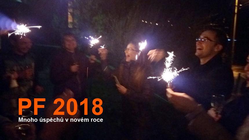 Zahájení nového roku 2018
